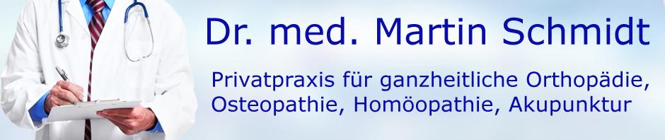 Orthopäde Osteopathie Hömeopathie Akupunktur